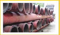 Durable Cast Iron Pipe