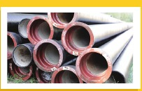 High Strength Di Pipes