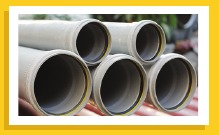 Sturdy Construction Pvc Pipes