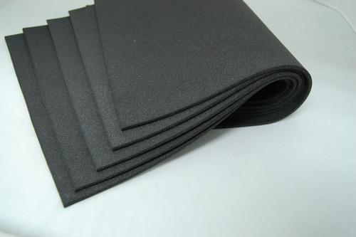 Anti-Vibration Anti-Skidding Silicone Rubber Epdm Rubber Sheet Pad Gasket