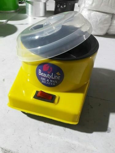 Yellow Black Beautyline Oil And Wax Heater