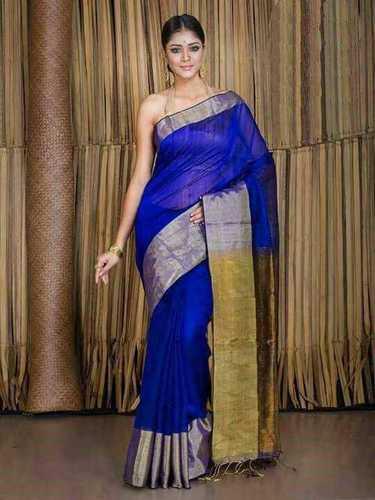 Mahapar Cotton Silk Saree At Best Price In Phulia West Bengal Rai Handloom