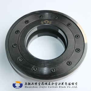 Slitting Cutter For Silicon Steel