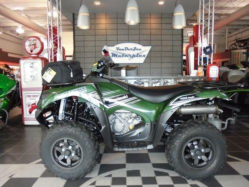 2019 Kawasaki Brute Force 750i 4x4 Spring Savings ATV