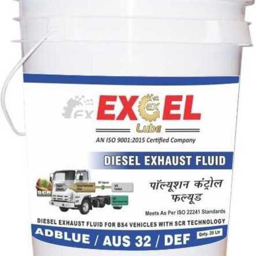 Diesel Exhaust Fluid (Def) Urea