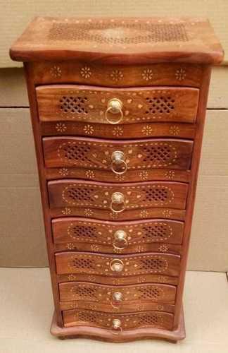 Handmade Wooden Antique Drawer