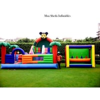Mickey Mouse Inflatable Bouncer