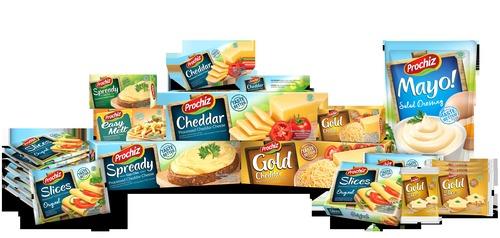 Top Class Cheddar Cheese (Prochiz)