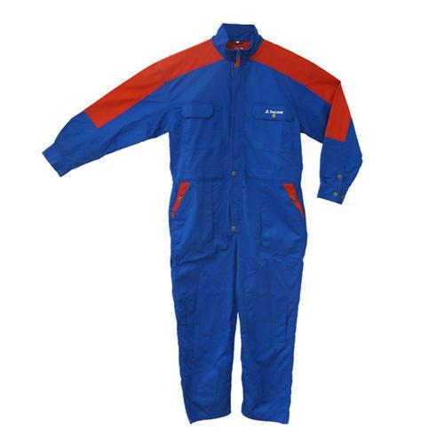 Red And Blue Workshop Uniform