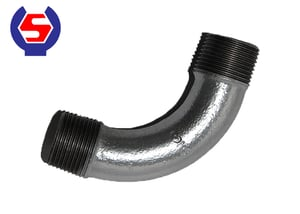 Male Malleable Iron Pipe Fittings