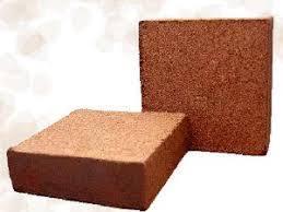 Coco Pith Square Block