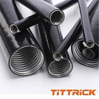Liquid Tight Galvanized Steel Cable Conduit Tube