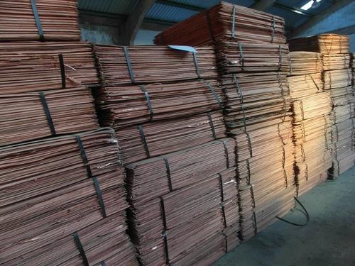 Rectangular Shape Copper Cathodes