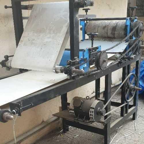 Papad, Chapati, Puri, Tortillas Wrap Making Machine