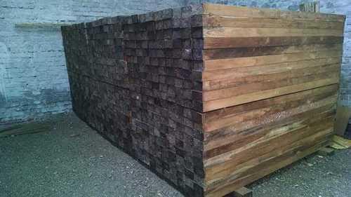Sawn Teak Wood Logs Solid
