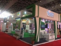 Stall Designing And Fabrication Service
