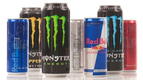 Fresh Can Energy Drinks