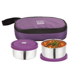 Hot Meal Steel 300 ML Lunch Box