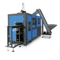 All Electric Pet Blowing Machine 4 Cavity 6000BPH