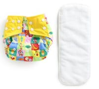 Baby Washable Reusable Cloth Diaper