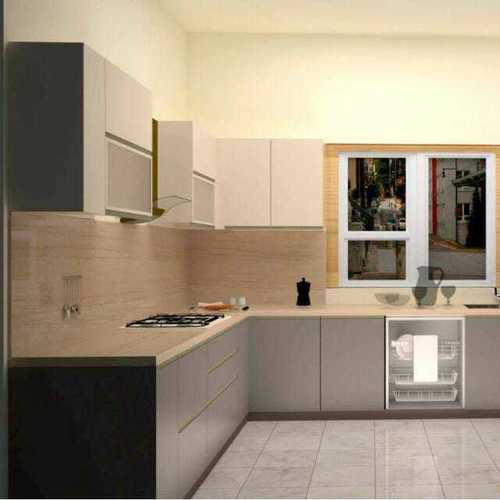 Durable Fine Finish Modular Kitchen
