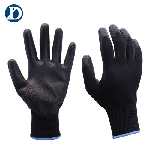 Non-Slip PU Safety Working Hand Gloves