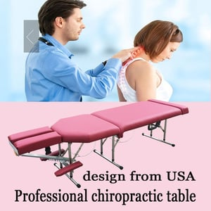 Portable Chiropractic Table Chiropractic Bed Beauty Table MTL-010