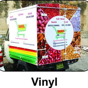 Vinyl Boards For Outdoor Promotion