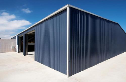 Steel Body Waterproof Industrial Sheds