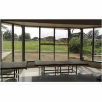 Customized Pressed Steel Window Frame