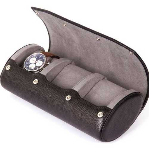 Designer Leather Watch Boxes