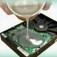 Electronic Resin Cleaning Chemical
