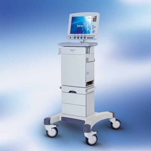Excellent Finish Maquet Ventilator