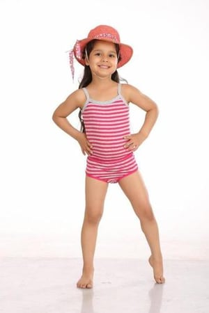 Kids Camisole And Panty