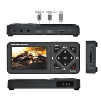 About Of HDMI Video Game Capture Recorder Full HD1080P, 60FPS Live Streaming Device HD60.