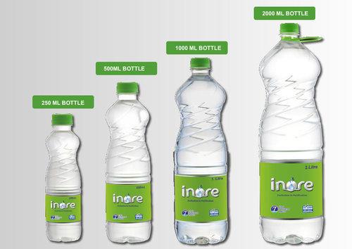 Bottled Filtered Drinking Water