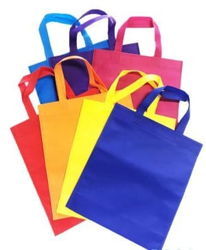 Colorful Non Oven Bags