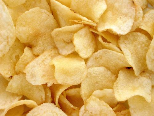 Hygienically Processed Potato Chips