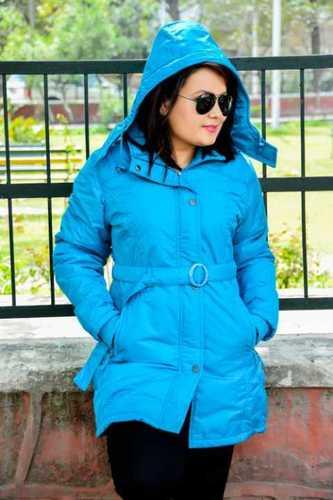 Ladies Wind And Snow Resistant Jackets