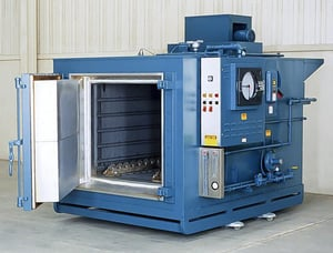 Stainless Steel Annealing Industrial Oven