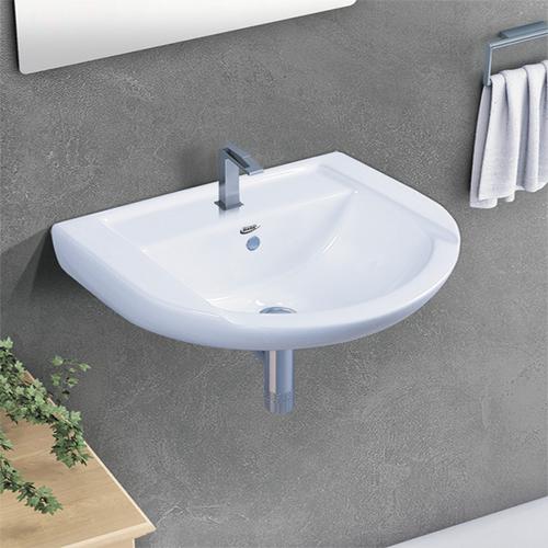 Ceramic Wash Basin Application: Home