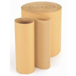 Brown Color Corrugated Roll Paper
