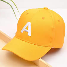 Casual Caps (Yellow)