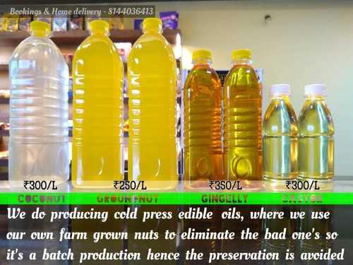 High Nutritional Value Coconut Oil