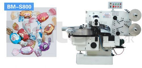 Automatic Feeding Double Twisting Packing Machine