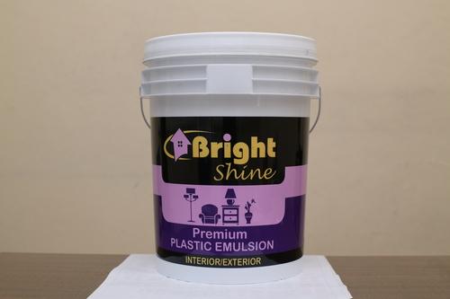 Bright Shine Premium Plastic Emulsion