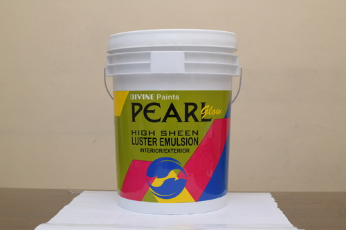Pearl Glow High Sheen Luster Emulsion Paint