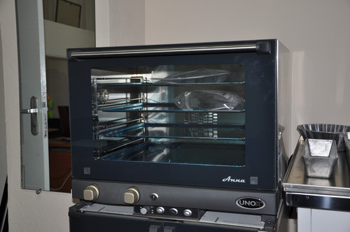 Grey Convection Bakery Oven
