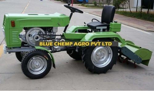 Four Wheeler Mini Tractor