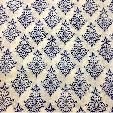 Hand Block Printed Fabric - MORES FABRICS PRIVATE LIMITED, N  G  Sun